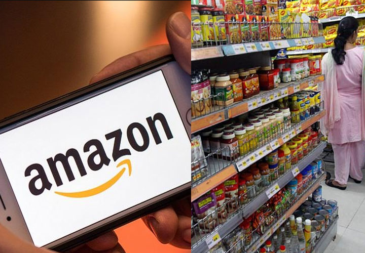 Amazon nears deal for up to 10% of Future Retail