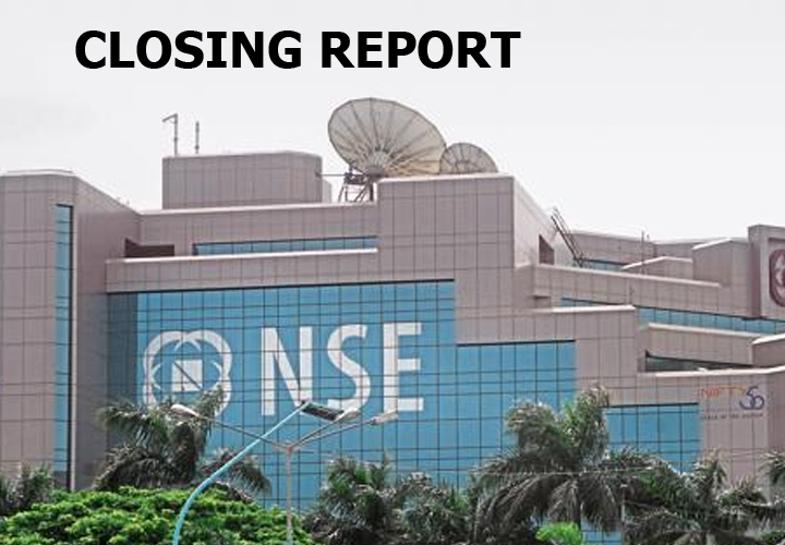Sensex was up 1,410.99 points or 4.94% at 29946.77