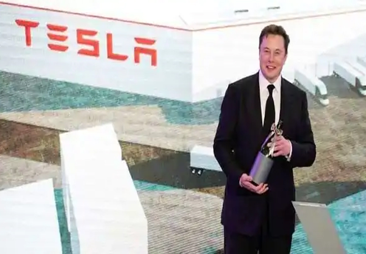Elon Musk set to become the world's third-richest person