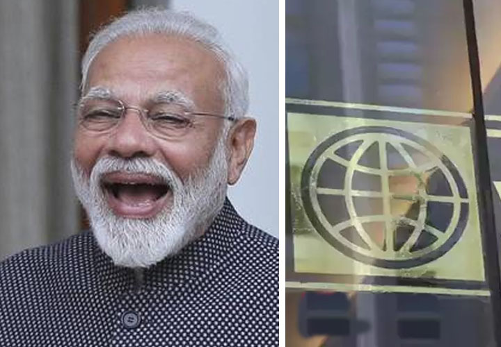 World Bank pegs India's growth for FY20 at 5%