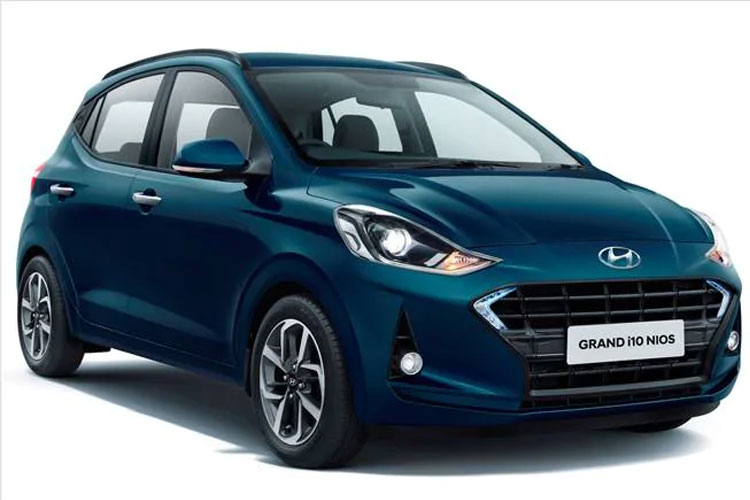 First Hyundai Grand i10 Nios rolls out