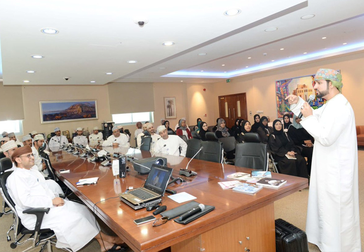 oman introducing limiting the service of expatriates in lead positions