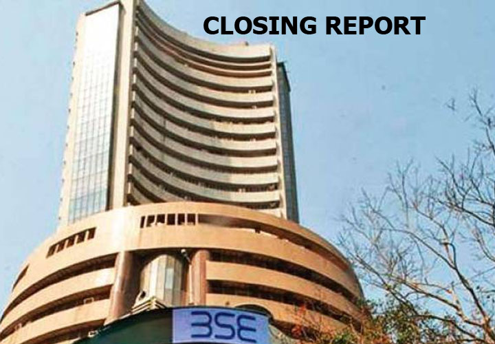 Sensex was up 413.45 points or 1.01% at 41352.17