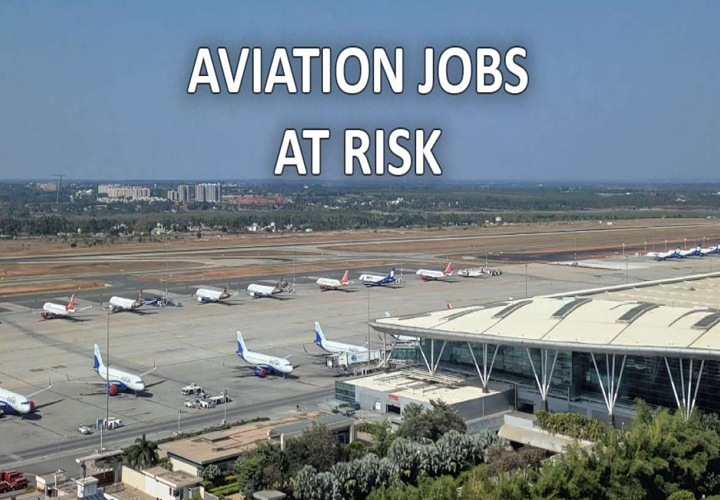 Coronavirus impact: Over 20 lakh jobs at risk in Indian aviation, dependent sectors, says industry body