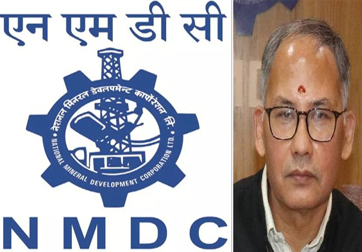 Mr Sumit Deb Assumes Charge as CMD of NMDC