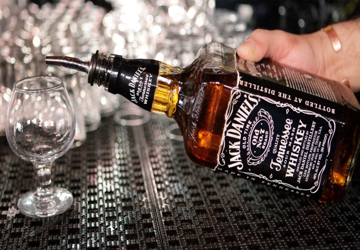 he customised barrel of Jack Daniel's whiskey that costs ₹8 lakh