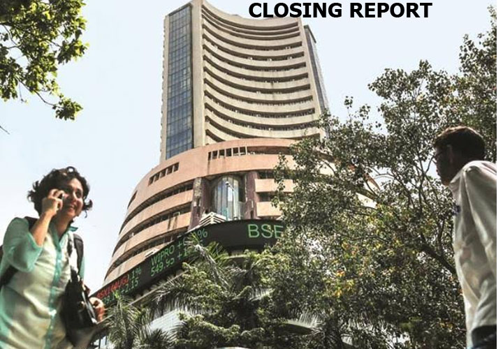 Closing Bell: Nifty ends above 11,850, Sensex gains 170 pts; Infosys, ICICI Bank top gainers