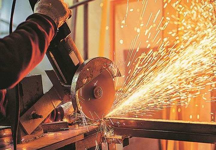 Core sector growth at 50-month low in June