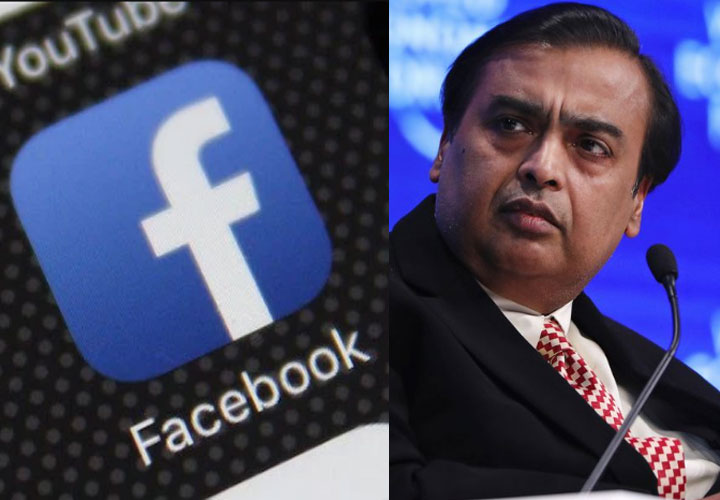 Facebook counters Ambani; says data is not oil