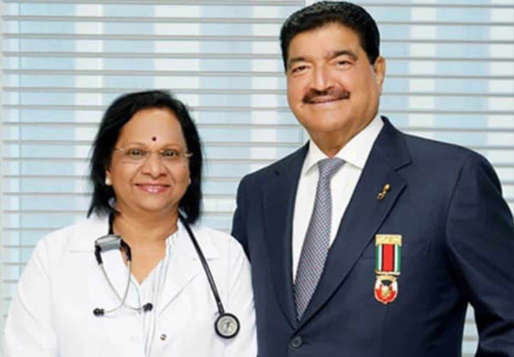 BR Shetty's NMC Health confirms 'termination' of his wife