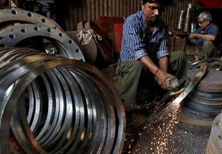 India's manufacturing sector loses momentum, PMI slips to 52.1 in June