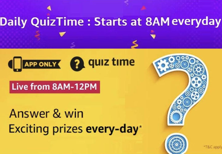 Amazon Quiz Answers – Today's Answer Of Galaxy Note 10 Quiz