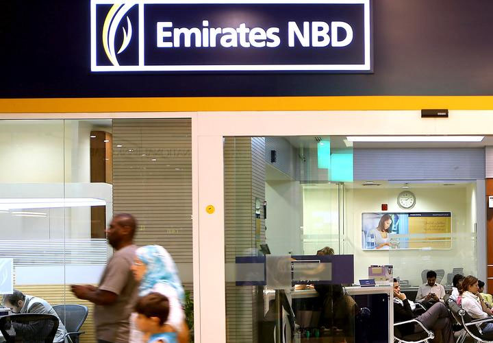 Emirates NBD second quarter net profit surges 80% on income from unit IPO