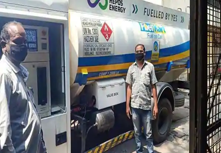 Ratan Tata-backed startup to produce over 3,000 mobile petrol pumps this year
