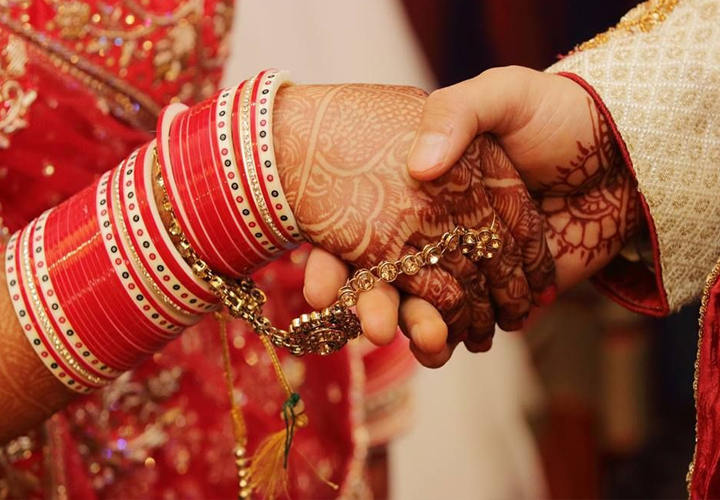 Lockdown has deferred weddings in India but online matchmaking is on the rise