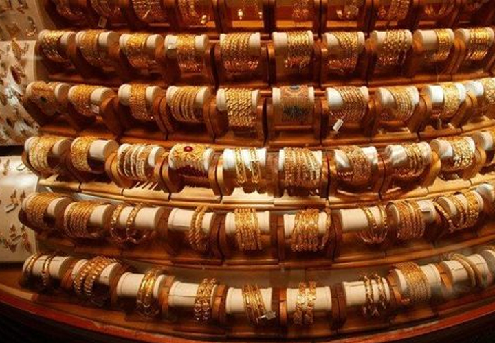 Gold prices today hit record highs for third day in a row, silver rates jump