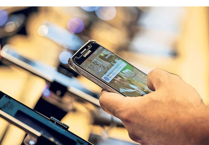 Online Smartphone Shipments Jump to 43 Percent in Q1 2019