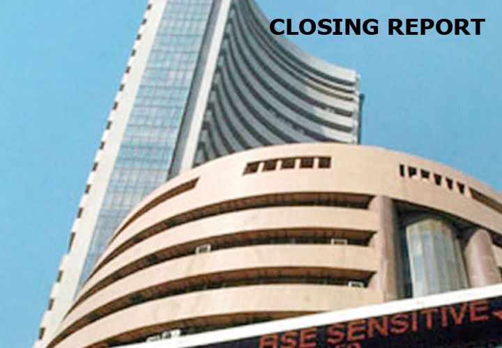 Sensex ends 248 pts lower, Nifty holds 11,850; FMCG, IT, metal, PSU banks drag the most