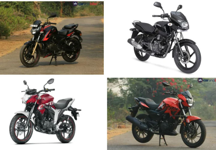 India's Two-Wheeler Exports Grew 4% In First Half Of FY2019-20