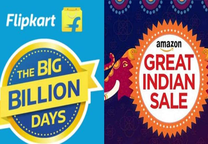 Festive sale: Amazon, Flipkart and Snapdeal add Rs 22,000 crore to cart
