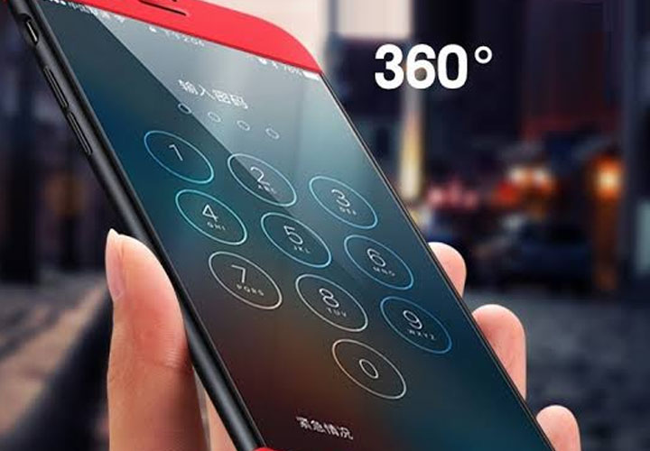 Apple iphone 360 degree