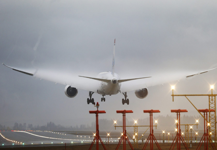 flight services begins on may 3