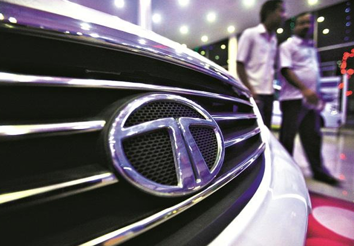 Tata Motors' shares skid over nine per cent as JLR China sales dip 85 per cent in February