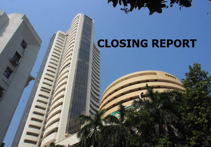 Sensex is up 8.36 points or 0.02% at 40802.17