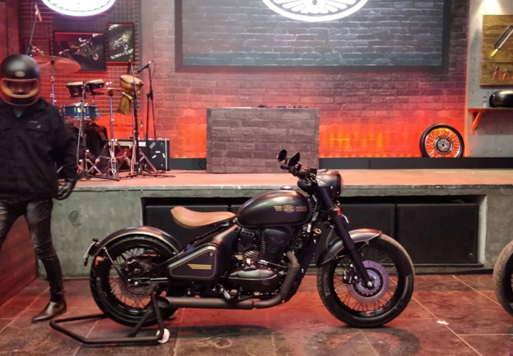 Jawa Perak launched in India, price starts at Rs 1.94 lakh