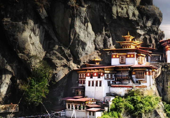 To visit Bhutan you will have to pay a thousand more