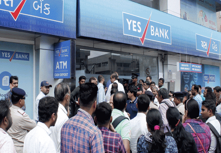 Yes Bank tells customers that ATMs, netbanking will be down for 2.5 hours today