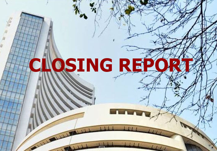 Sensex rose 38.80 points to 37,350.33