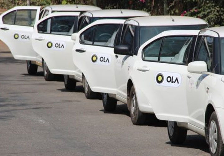 Dubai investors back India's Uber rival Ola Cabs