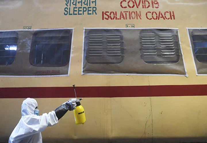 Coronavirus: Indian Railways sets target to make 1000 PPE per day in 17 workshop