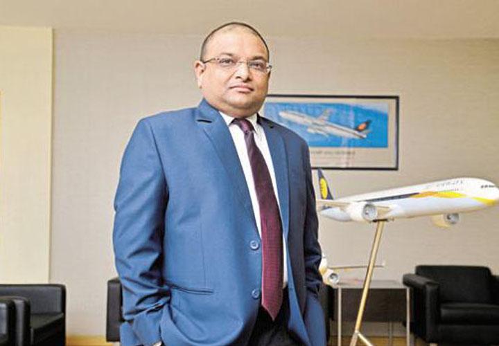 Jet Airways' deputy CEO and CFO Amit Agarwal quits