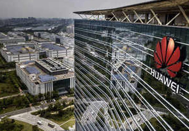 Britain bans China's Huawei, handing US big win