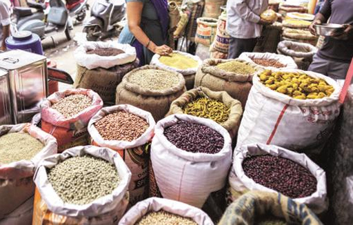 India's wholesale price index inflation