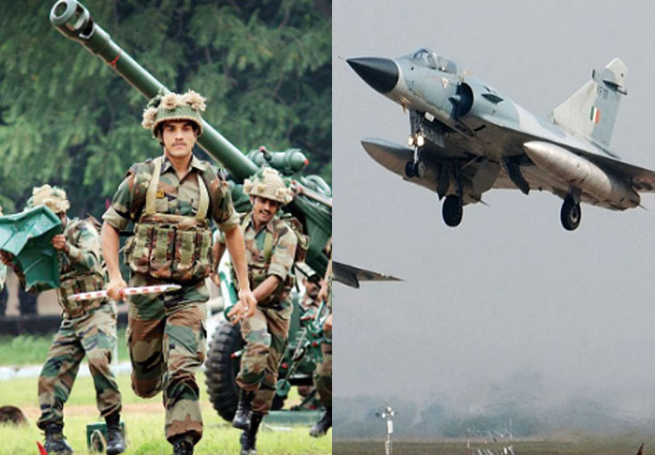 India to spend USD 130 billion to modernise forces