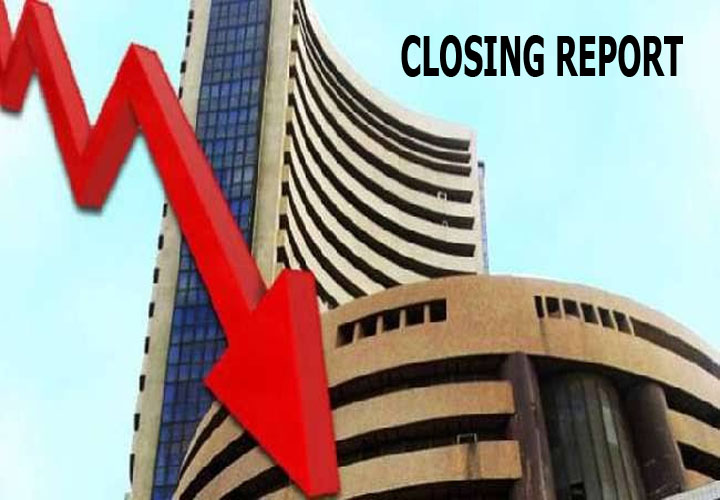 Nifty ends below 11,850, Sensex falls 229 pts; PSU banks take the biggest hit