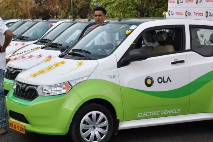 We covered over 10,000 destinations : Ola