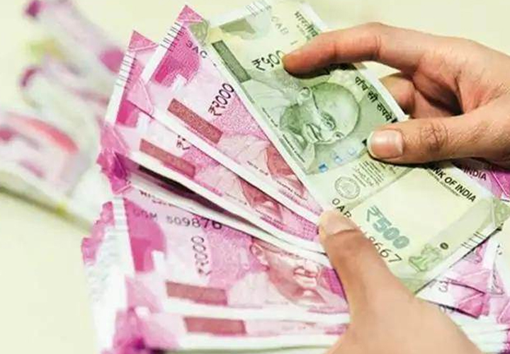 Revised pension from April 1