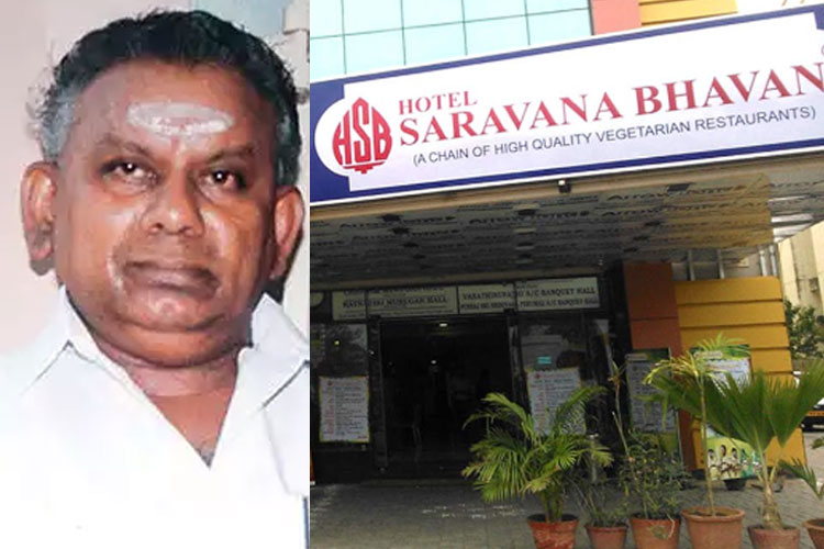 From tea shop boy to 30,000 crore business tycoon: life of Saravana Bhavan owner