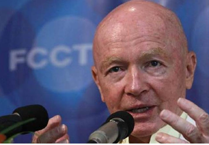 Mark Mobius says RBI wrong in not cutting interest rates; explains why