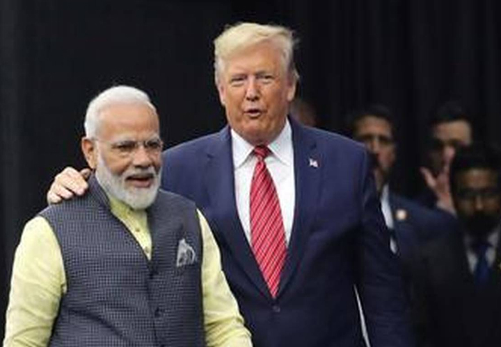 US remains India's top trading partner in 2019-20