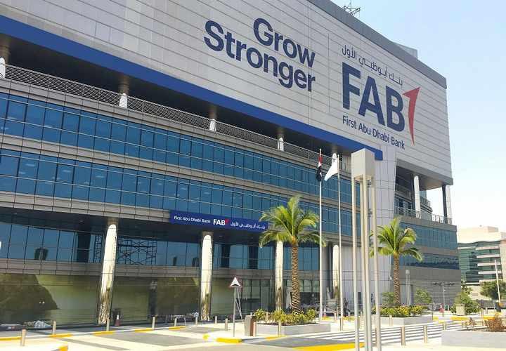 UAE's First Abu Dhabi Bank Q3 net profit up 3%