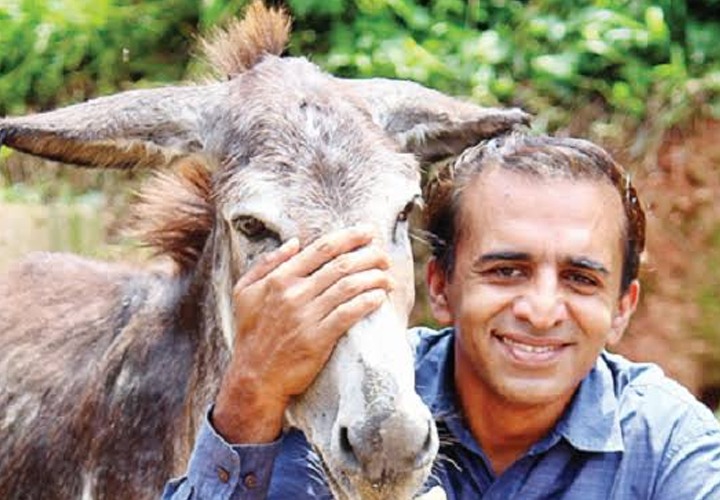 Cosmetics product from donkey milk; IT graduate's venture with different success