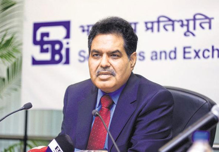 Central government looks at SEBI's reserves: chairman raises questions