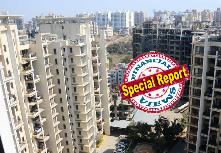 Investment in realty sector rises 7% in January-March to Rs 17,682 crore