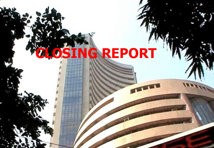 ifty ends above 11,700, Sensex gains 60 pts; Tata Steel surges 5%