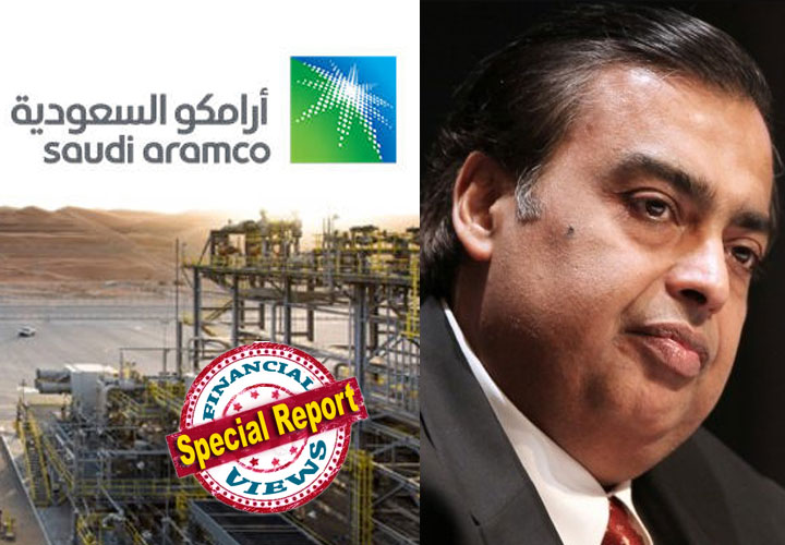 Will 20% stake in RIL's refining and petchem business satisfy Saudi Aramco